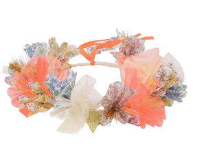 Floral Halo Crown