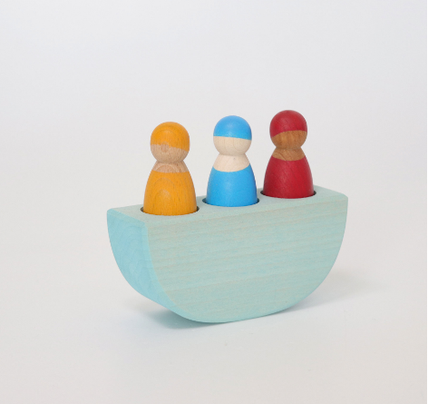 Three in a Boat