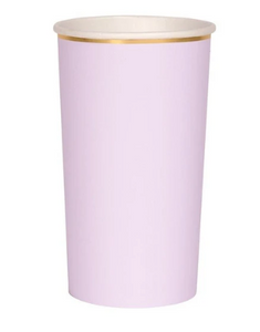 Lilac Highball Cups