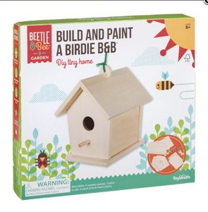 Build and Paint a Birdie B&B