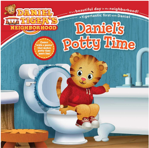 Daniel Tiger Potty Time