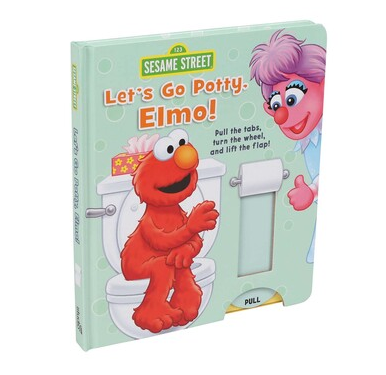 Sesame Street: Let´s Go Potty Elmo!