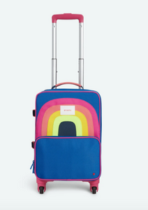 Mini Logan Suitcase Rainbow