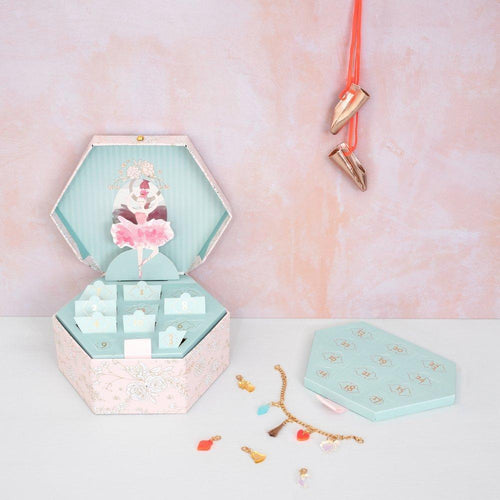 Ballerina Charm Advent Calendar