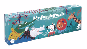 My jungle puzzle