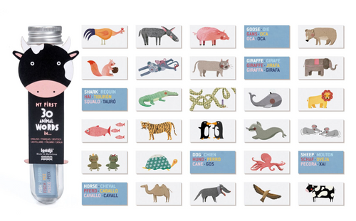 Animals Micro Dictionary