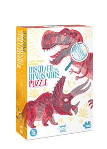 The Dinosaurs Puzzle