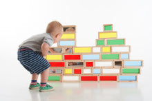 Rainbow Bricks, Set of 36