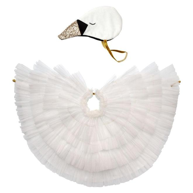 Swan Cape Dress Up