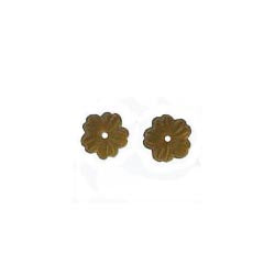 Beads 12210 Flower Petit Topaz
