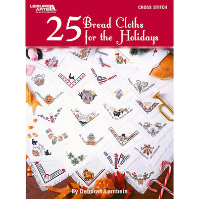 LA4848 25 Bread Cloths For