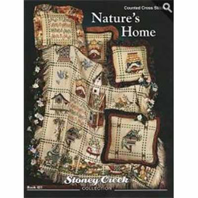 STC421 Natures Home Afghan