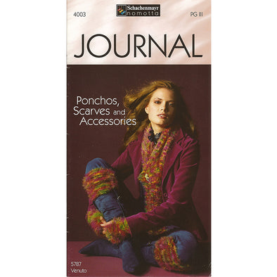 SCH4003 Journal Necklace Scarf