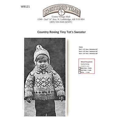 WB121 Country Roving Toddlers