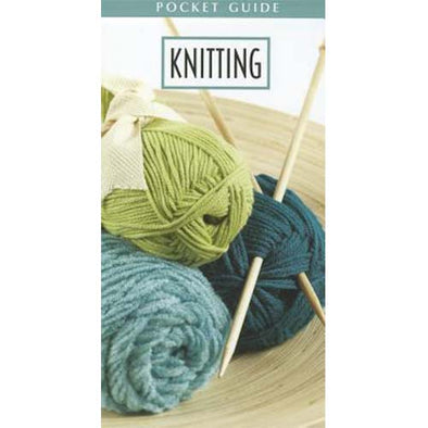LA56004 Knitting Pocket Guide