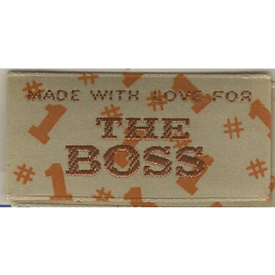 Label 5823 The Boss