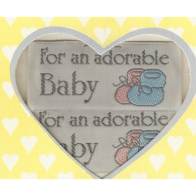 Label 4515 For Adorable Baby