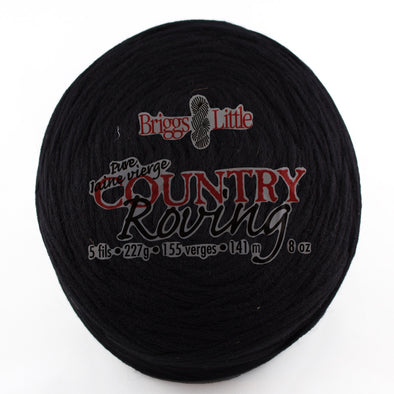 Country Roving 16 Black
