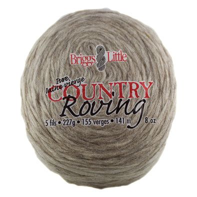 Country Roving 14 Sheeps Grey