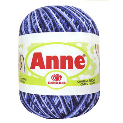 Anne 9172 Blues Verigated