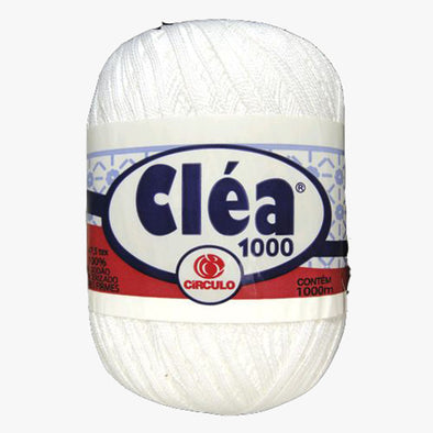 Clea 8001 White cotton