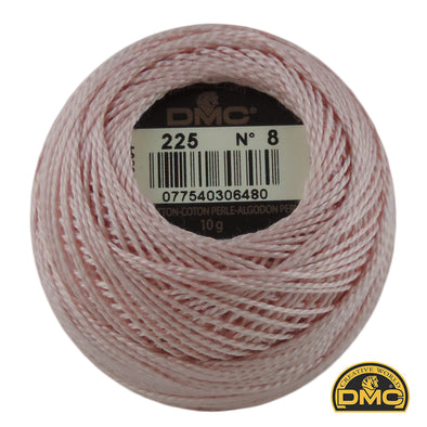 Perle 8  225 Pink VyltShell