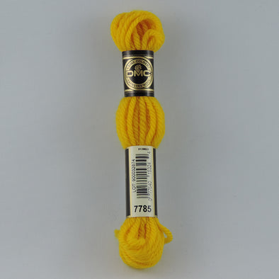 DMCW 7785 Bright Gold Med Wool