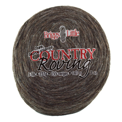 Country Roving 26 Sheeps Brown