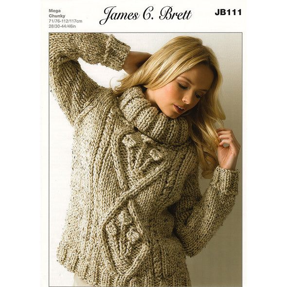 JB111 Rustic MC Sweater