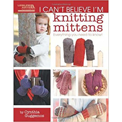 LA5293 I Cant Believe I Am Knitting Mittens