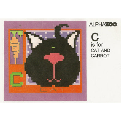 ABDAZC C is for Cat and Carrot