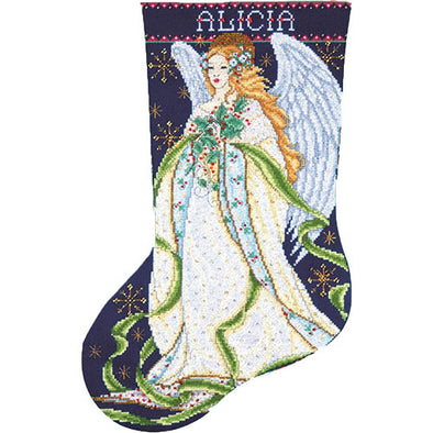 Design Works 5963 Holly Angel Alicia