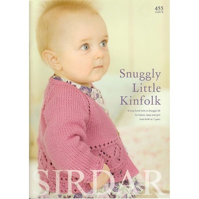 SIR455 Snuggly LittleKinfolk