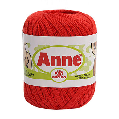 Anne 3583 Fire Red