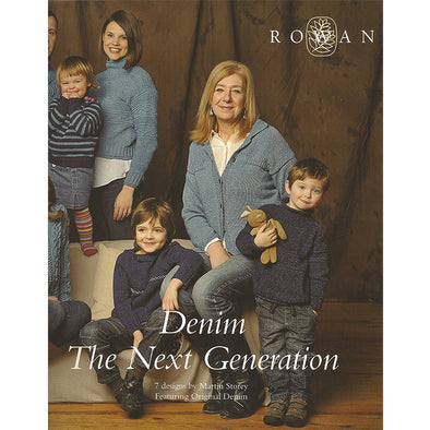 RowZB158 Denim Next Generation