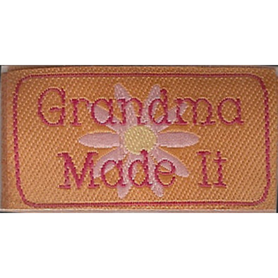 Label 2575 Grandma Made It