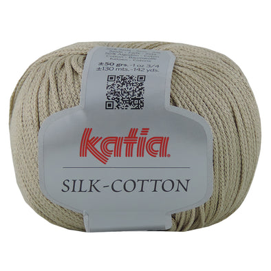 Silk Cotton 54 Khaki