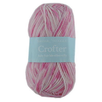 Crofter Baby 4-ply 150 Bonnie