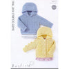 King Cole 4417 Cherish Vest and Sweater