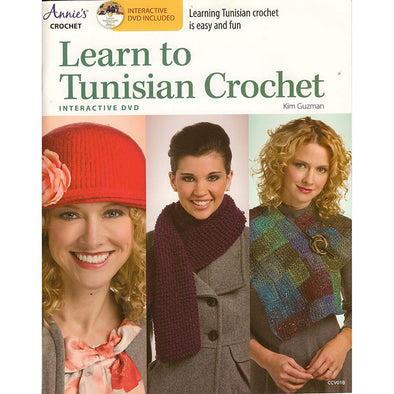 ANNCCV01B Learn Tunisian Croch