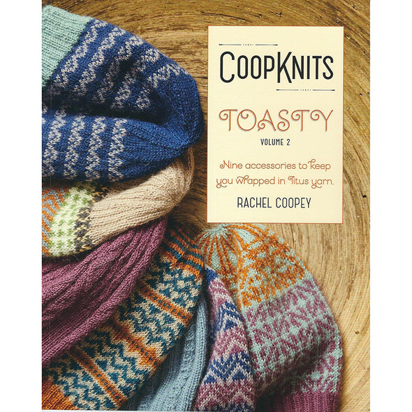 Coop Knits Toasty Volume 2