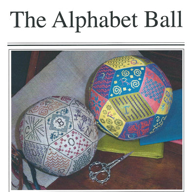 AA1512-3 Quaker Alphabet Ball