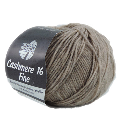 Cashmere 16 Fine 007 Red Taupe