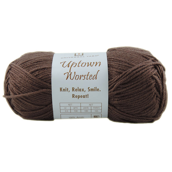 Uptown Worsted 336 Coffee