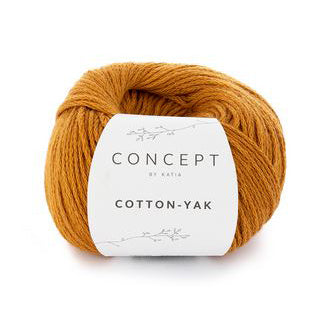 Cotton-Yak 106 Ochre