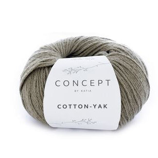 Cotton-Yak 107 Pale Green
