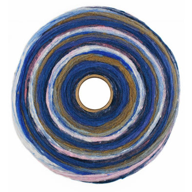 Rainbow Roll 1015 BlueGoldPink