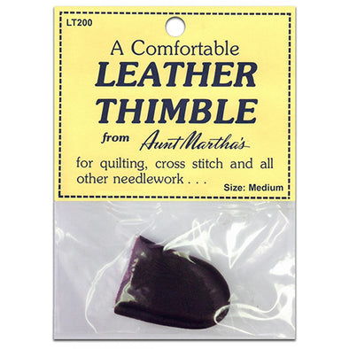 LT200 Thimble Leather M