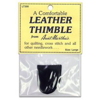 LT300 Thimble Leather l