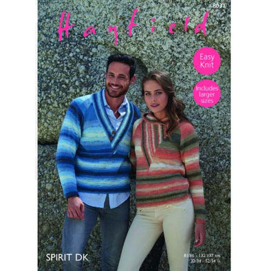 HAY8037 Illusion Sweater